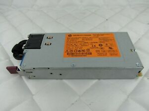 HP GENUINE ORIGINAL PROLIANT PLATINUM PLUS 750W HOT PLUG PSU 660183-001