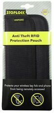 STOPLOCK Anti Theft RFID Protection Pouch (Black)