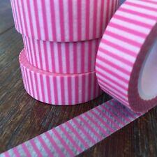 Pink Scrapbooking Tapes