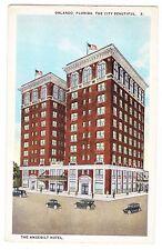Angelbilt Hotel-Orlando Florida -Postcard