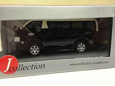 TOYOTA HIACE GL TAXI MACAU 20061:43 J COLLECTION VOITURE-DIECAST-JCL091