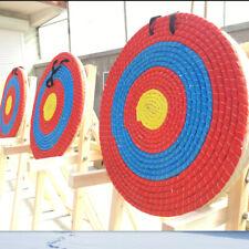 Archery Shooting Hunting Bow Straw Arrow Single Target Outdoor Sports Darts 55cm