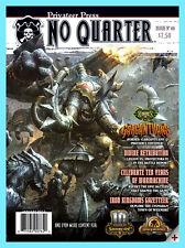 NO QUARTER MAGAZINE ISSUE 46 Privateer Press NEW Warmachine Hordes Jan. 2013