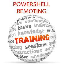 POWERSHELL Remoting - Video Training Tutorial DVD