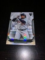 2019 Topps Triple Threads Baseball #91 Miguel Cabrera Detroit Tigers