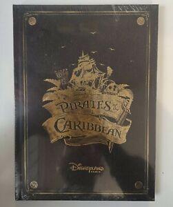 Pirates of the Caribbean Disney Treasure of an Attraction Book Disneyland Paris