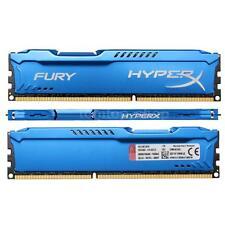 Kingston HyperX Fury Blue 8GB 8G DDR3-1866MHz Gaming Desktop RAM X6S8