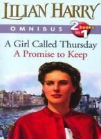 A Girl Called Thursday and A Promise To Keep by Lilian Harry (Paperback),