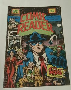 St the comic reader # 173 , 1979 the  spirit cover