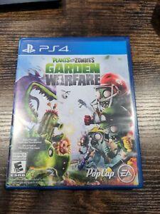 Plants vs. Zombies: Garden Warfare (Sony PlayStation 4, 2014)