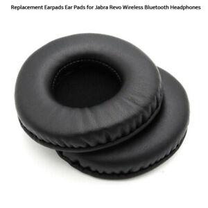 2 Ohrpolster Ear Pads Ersatz Ohrkissen für Jabra Revo Wireless On-Ear Headset ED