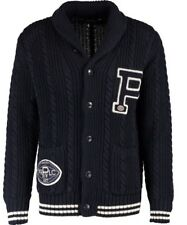 Ralph Lauren Polo Women's Cable Knit Button Cardigan Jumpers Knitwear Xs-xl M