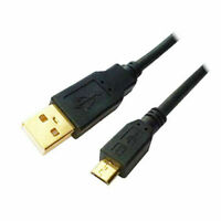 5 Ft Micro USB Data Sync & Charger Cable For Samsung LG Android Smart Phones