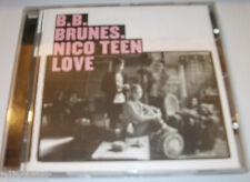 B.B  BRUNE.  NICO TEEN LOVE CD  15 TITRES