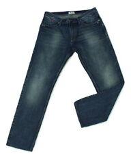 Tommy Hilfiger Jeans W34 L31 Dark Wash Blue Ronnie