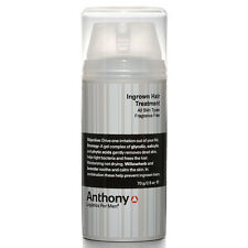 ANTHONY LOGISTICS INGROWN HAIR TREATMENT FOR MEN~FRAGRANCE FREE~FULL SIZE~70 G