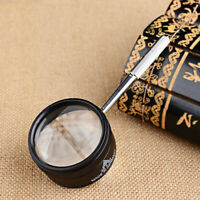 CG_ 35X Handheld Reading Glass Loupe Magnifier observer Jewelry Watch Repair Too