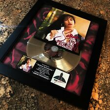 Selena Quintanilla Amor Prohibido Million Record Sales Music Award Disc LP Vinyl