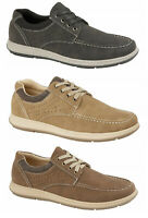 Mens Casual Shoes Mens Soft Deck Shoes Lace Up Mens Boat Smart Formal Trainers