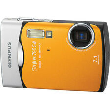 Olympus Stylus 790SW 7.1MP Waterproof Digital Camera with Dual Image Stabilized