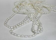 Vintage man made Pearl Neckless