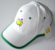 Masters (white green) Performance Structured Golf Hat Augusta National 2018 c99c4377d63b