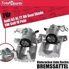 2x Bremssattel Hinten Links Rechts für Audi A3 TT 8N VW Polo 9N Golf 4 1J Skoda