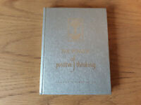 The Power of Positive Thinking by Norman Vincent Peale. Gift Edition