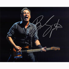 Bruce Springsteen (60007) - Autographed In Person 8x10 w/ COA