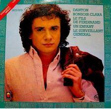 MICHEL SARDOU danton/bonsoir clara/un enfant LP 1973++