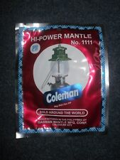 3 X Mantle For Coleman Lamps These Work On Tilley 3 Pack - UK STOCK -UK SELLER