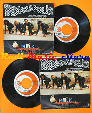 LP 45 7'MILK & COFFEE Indianapolis Island man 1979 italy RICORDI 10911*cd mc dvd