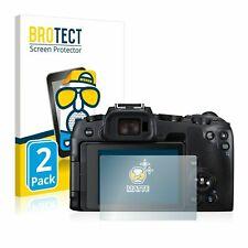Canon EOS RP , 2 x BROTECT® Matte Screen Protector, anti-glare, hard-coated