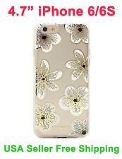 """Sonix Design Yellow Delphine Case For 4.7"""" iPhone 6/6S Silicon Plastic Bumper"""
