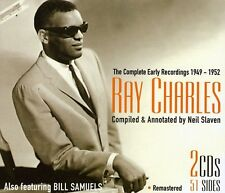 Complete Recordings 1946-1952 - Ray Charles (2011, CD NIEUW)