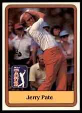 1981 DONRUSS GOLF PGA TOUR JERRY PATE #6