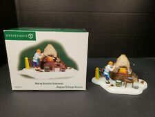 Department 56 Heritage Village Alpine Village Series Making Beautiful Ornaments