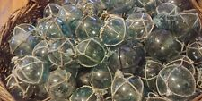 Authentic BLOWN Japanese Fishing Floats lot of 25