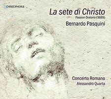 BERNARDO PASQUINI: LA SETE DI CHRISTO NEW CD