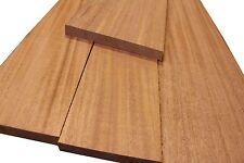 4/4 Fas Ribbon Striped African Mahogany Lumber 20 Board Feet