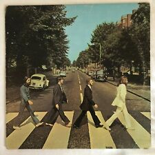 The Beatles: ABBEY ROAD vinyl LP record classic rock gatefold, vintage pressing