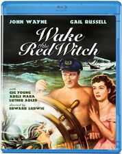WAKE OF THE RED WITCH (1948 John Wayne) Region A - BLU RAY - Sealed