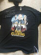 More details for wrestling precious paul ellering signed shirt