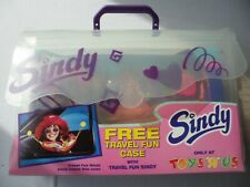 Sindy Travel Fun Doll with Carry Case