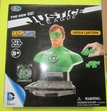 Justice League - The New 52 Green Lantern - 3D Puzzle