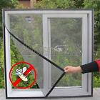 Insect Fly Screen Curtain Net Mesh Bug Mosquito Netting Door Window Protector