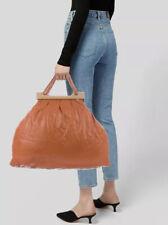 Marni Large Leather Frame Bag