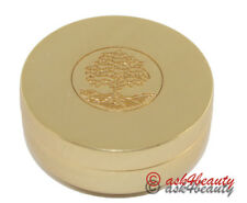 Crabtree and Evelyn Rose Pineapple Solid Perfume elegant gold case New & Unbox