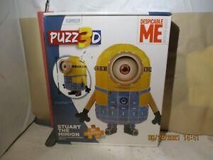 ILLUMINATION ENTERTAINMENT , PUZZ3D DESPICABLE ME , STEWART THE MINION