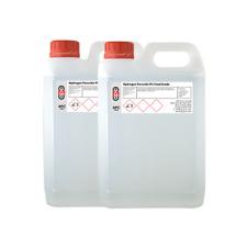 * oferta ** el peróxido de hidrógeno grado alimenticio 9% 10 litros (2 X 5 L) * * entregado por servicio de mensajería